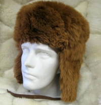 Fur Hat -RCMP