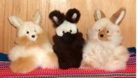 Baby Alpaca Rabbits