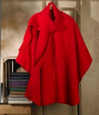 Unlined Cape