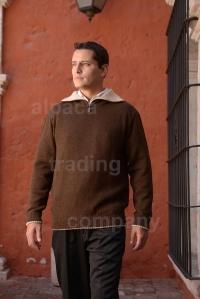 Men's Zipper Sweater