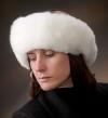 Fur Headband/Baby Alpaca