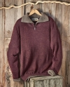 Men's Zipper Sweater