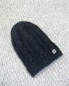 Reversible Alpaca Trenza Hat